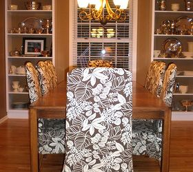 Slipcover Tutorial For Parson Chairs, Painted Furniture, Reupholster,  SUCCESS The Tutorial Will Give