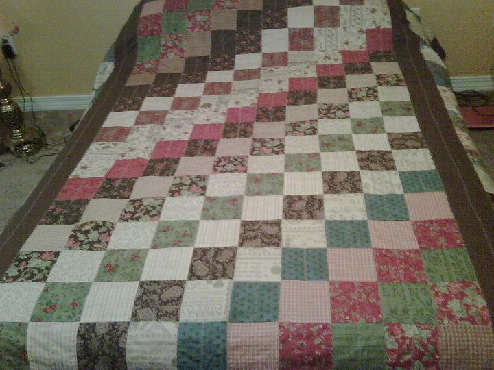 quilt, crafts, home decor