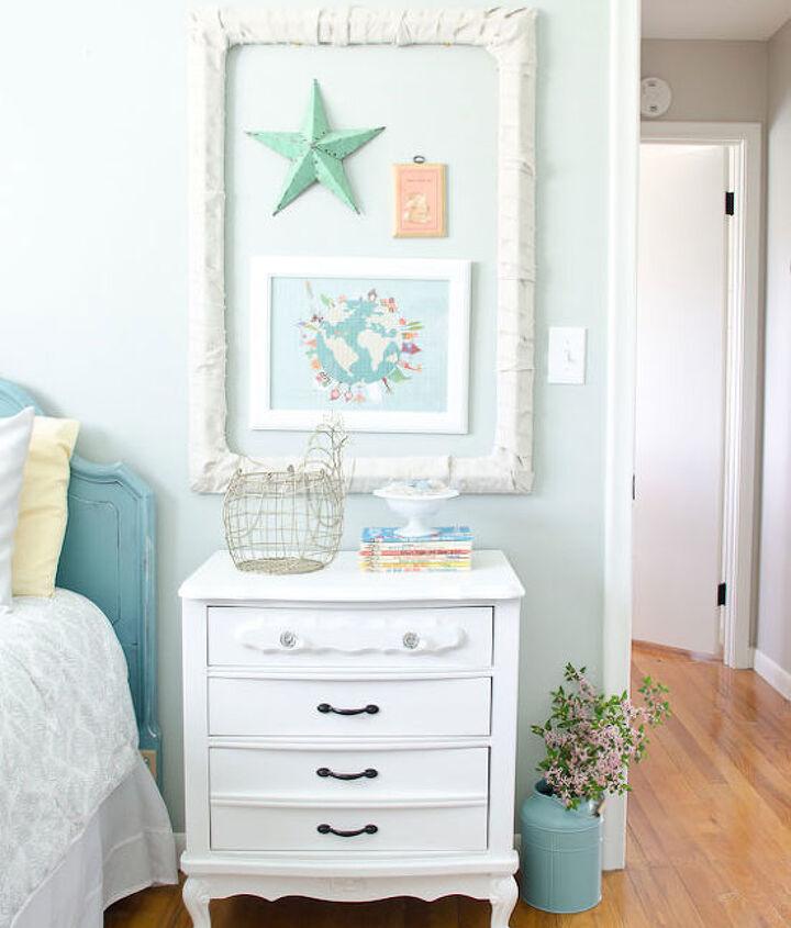 big girl bedroom makeover, bedroom ideas, home decor, painted furniture