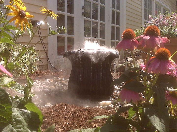 bird bath or fountain lebanon nh, gardening, ponds water features, Bird Bath or Fountain Lebanon NH