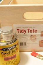 diy dry brushed and distressed chalk paint numbered crates, chalk paint, cleaning tips, painting, storage ideas