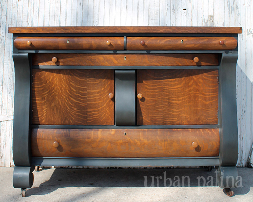 Antique Sideboard Makeover Hometalk