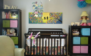 baby room nursery, bedroom ideas, home decor, Baby Room