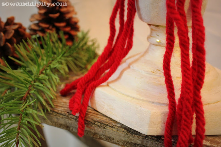 rustic holiday decor part 3, seasonal holiday decor