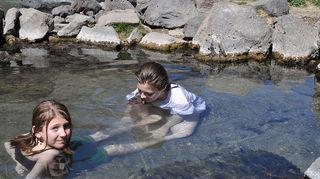 , hot springs