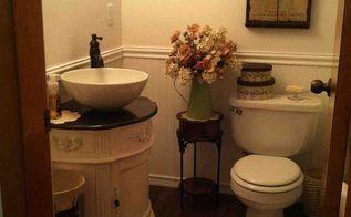 small vintage bathroom, bathroom ideas, home decor