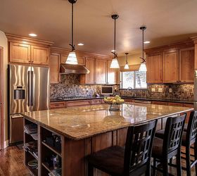 Amazing Parker Co Kitchen And Fireplace Reno, Fireplaces Mantels, CapStone Home  Renovations Parker CO Home