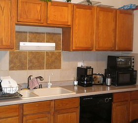 Ideal kitchen cabinet makeover actually it was more like plastic surgery diy home decor