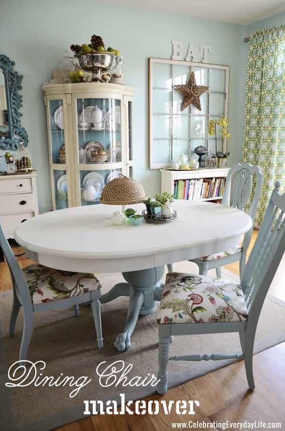 How to Recover a Dining Room Chair | Hometalk
