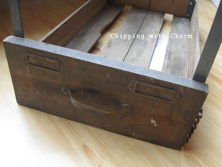 Old drawer...