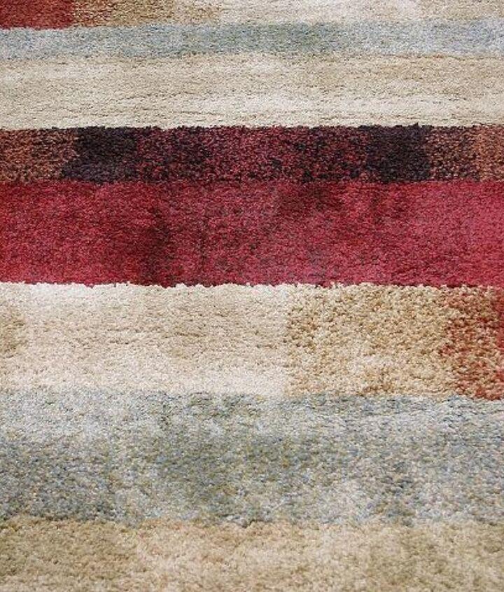 Colors in my rug.