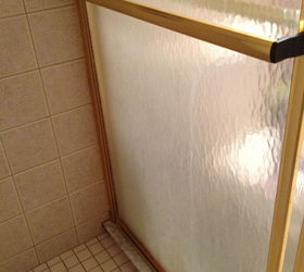 How To Clean Soap Scum Off Shower Doors, Cleaning Tips, Doors