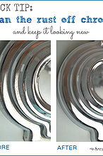 secrets for cleaning the rust off bathroom fixtures amp keeping them looking new, cleaning tips