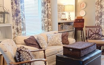 Using Vintage Fabric, Antique Linens, Retro and Toile Fabric to Create A Rockstar Look