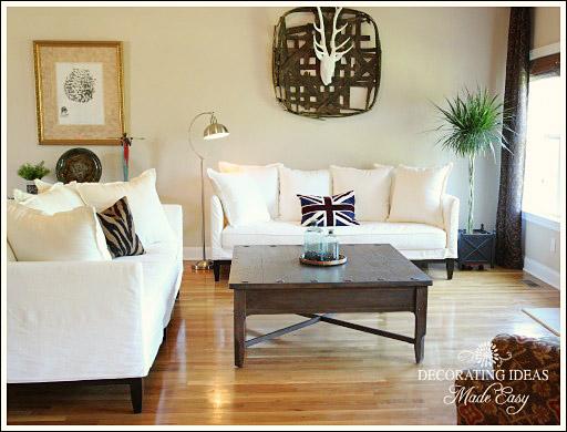 modern style living room, home decor, living room ideas