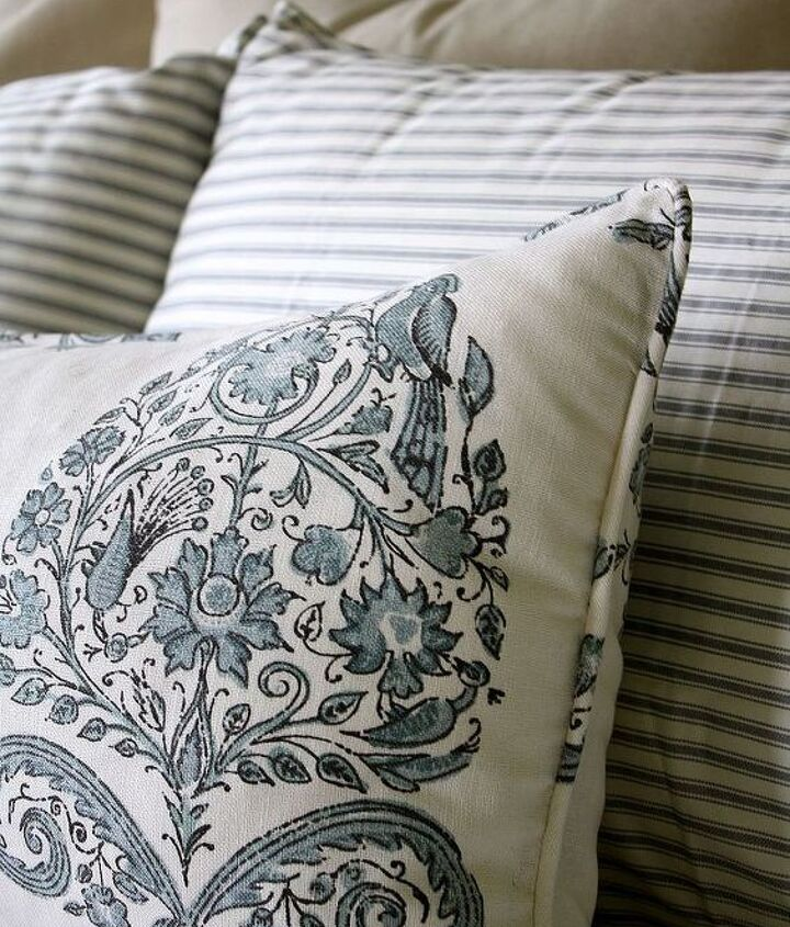 Pillow cover from PB...