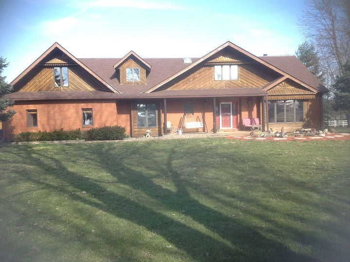 q what would you do with this house what colors would you choose for th, curb appeal, painting
