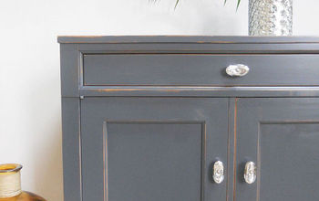 first project in general finishes milk paint a new favorite paint, chalk paint, home decor, painted furniture