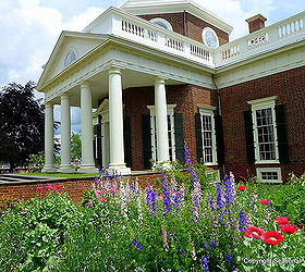 A Tour Of Jefferson S Monticello Gardens With Historian Peter Hatch,  Flowers, Gardening,