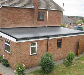 10 Steps For Perfect DIY Flat Roof Installation Hometalk