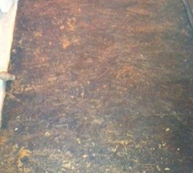 Particle Board Floor Turned Into A Stone Granite Floor, Concrete Masonry,  Diy Renovations Projects