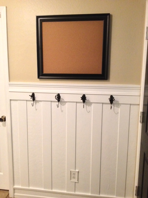 foyer project, foyer, woodworking projects, Complete Project