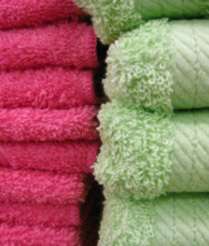 do your towels stink, cleaning tips
