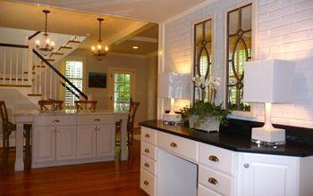 matoaka kitchen living room bathroom and screened porch, home decor, kitchen design, living room ideas