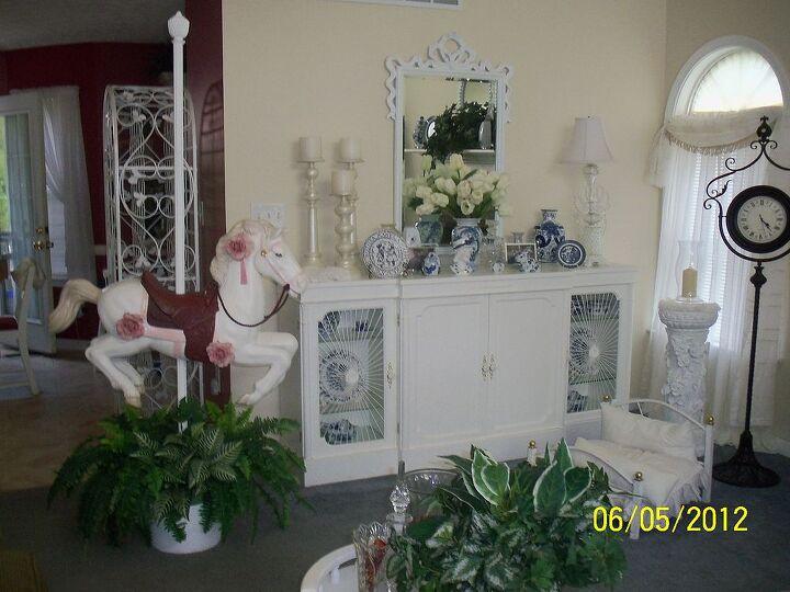 carousel horse, home decor, Carousel Horse