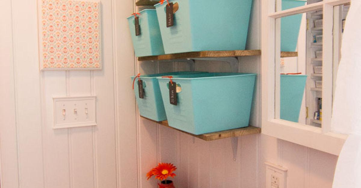 Make Your Small Bathroom Look Bigger Install Beadboard