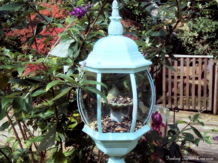 Repurpose An Old Light Fixture Hometalk