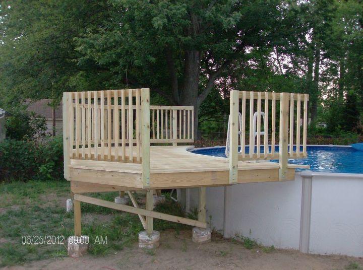 Starting railings