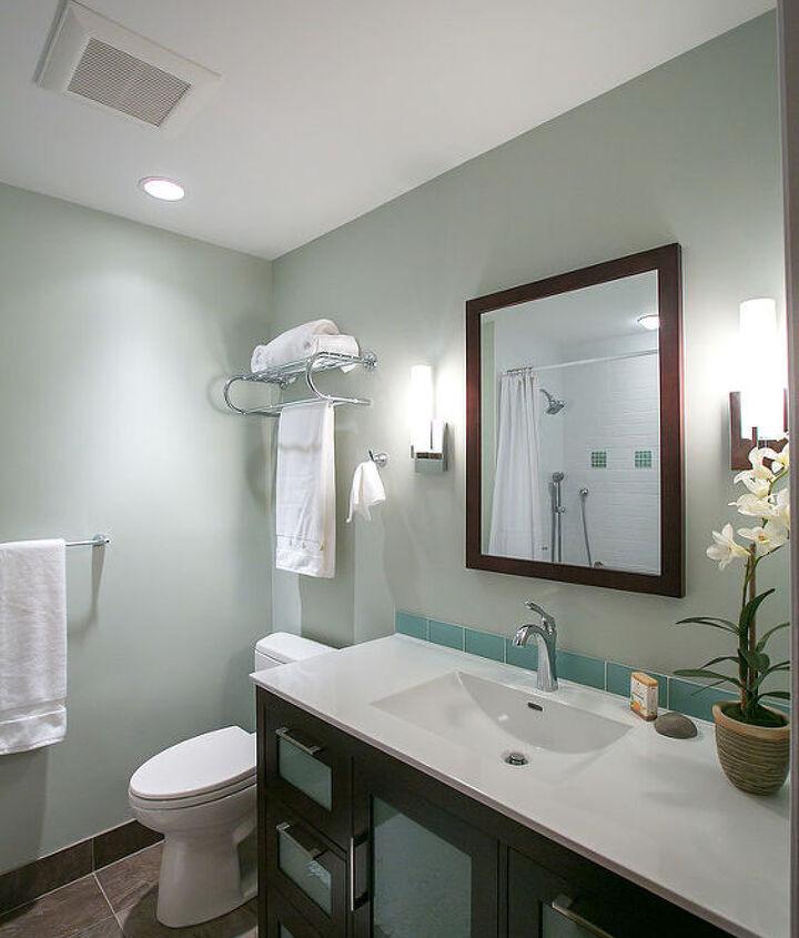 fresh modern simplistic bathroom, bathroom ideas, home decor