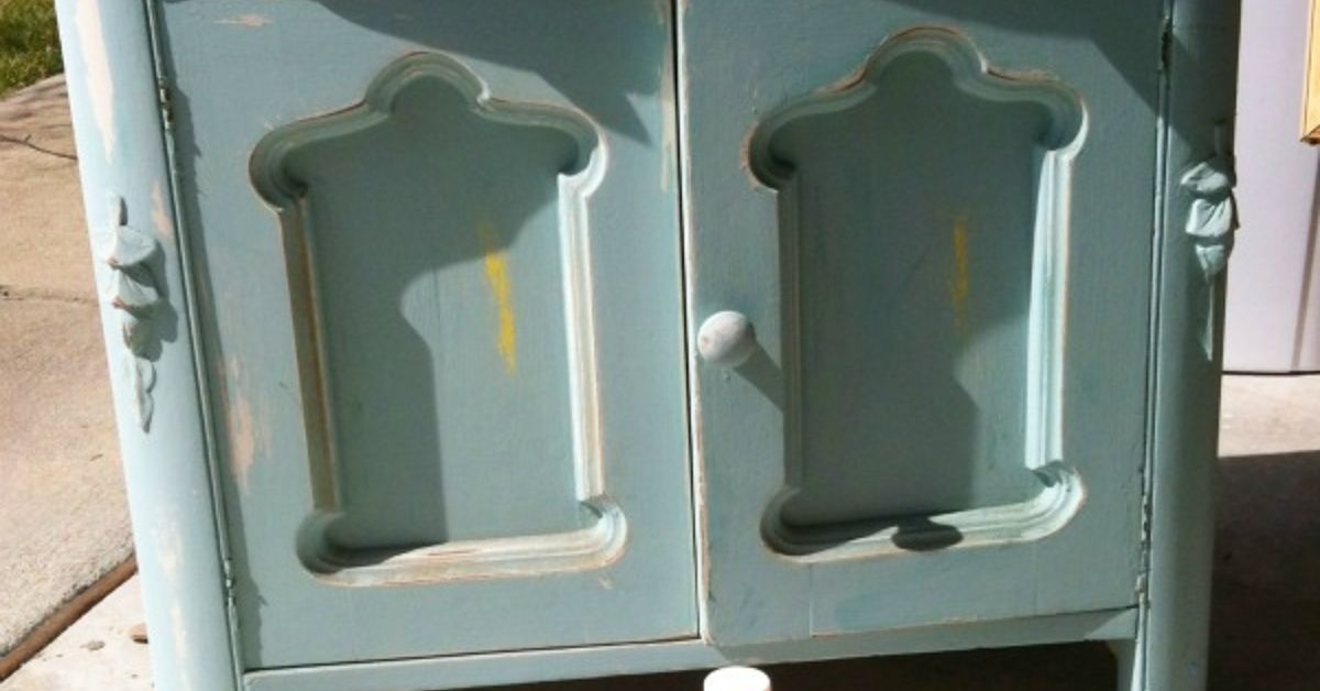 I Painted My Furniture But Paint Peels Off
