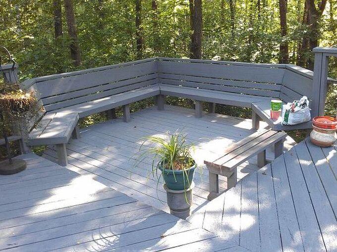 a restored deck with restore deck armour, decks, After