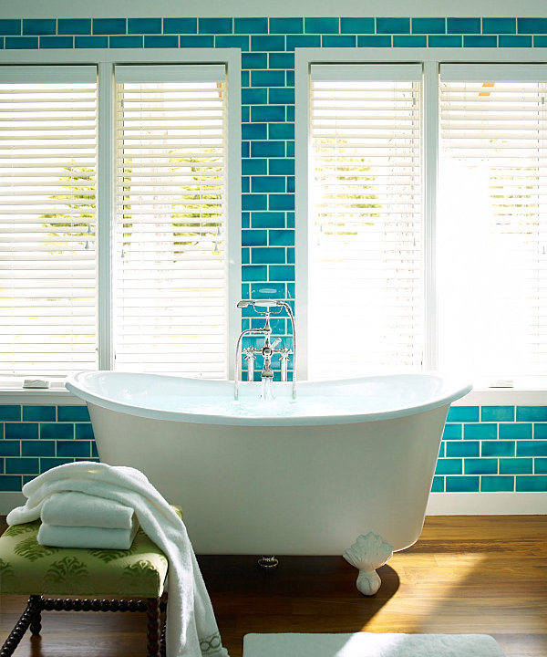 Style To Your Bathroom With Subway Tile