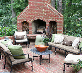 Backyard Patio Party Ideas, Fireplaces Mantels, Outdoor Living, Patio,  Porches, Outdoor