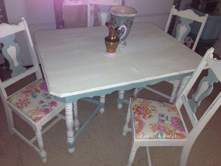 something fun, painted furniture