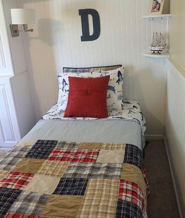PBK sheets, Target Madras Quilt, Kmart Cotton Blanket, Lowes Pillow.