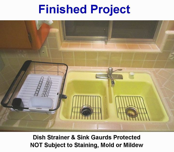 Removing Kitchen Sink Stains Preventing Them From Coming Back Hometalk