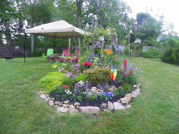 my little peaceful place, gardening