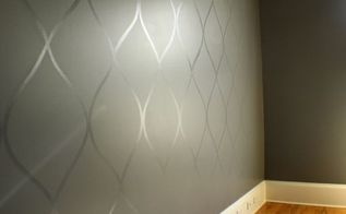 my favorite pins of 2012, architecture, craft rooms, painting, I want to stencil a wall similar to this