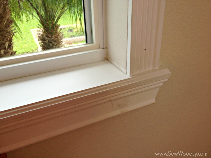 how to add custom trim moulding to windows, diy, how to, wall decor, windows, woodworking projects