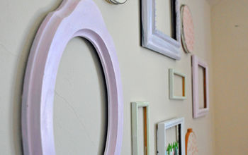 DIY Frame Wall