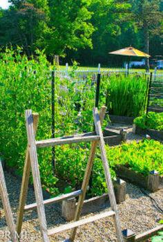 garden year in review, gardening
