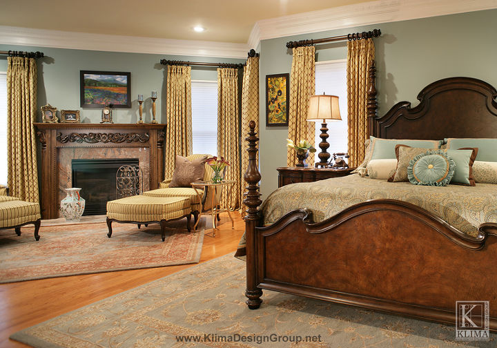 Teal And Gold Bedroom Ideas Fireplaces Mantels Home Decor Master