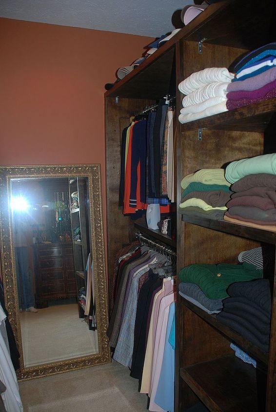 Turn a Spare Bedroom Into a Closet DIY   Hometalk