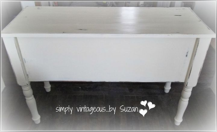 a sideboard makeover, painted furniture
