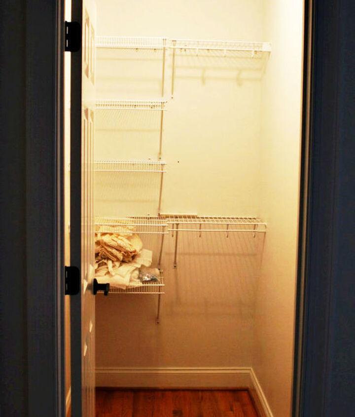 Upstairs Storage / Closet