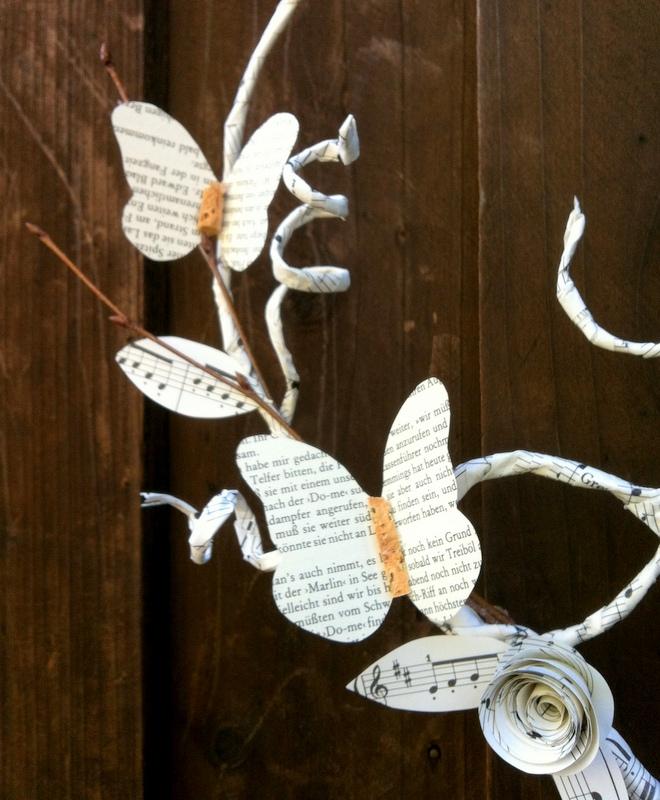the love wreath tutorial, crafts, decoupage, wreaths